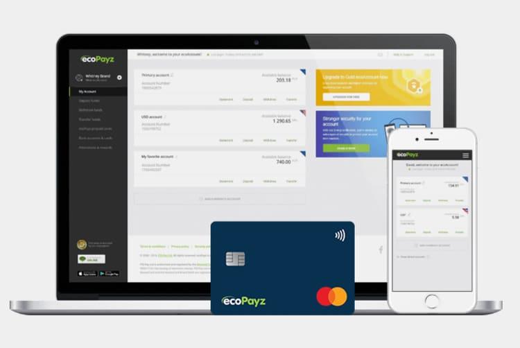 ecoPayzの登録方法