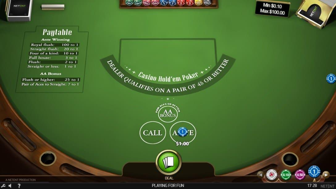 ベラジョン ポーカー
