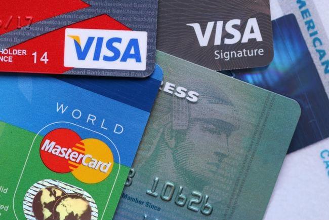 メインはクレジットカードだから
