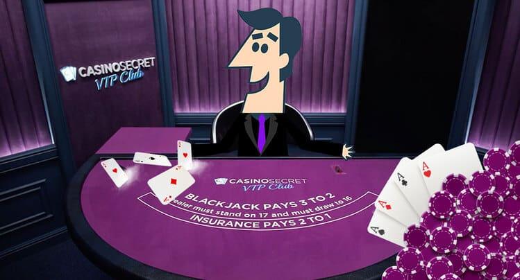カジノシークレット おすすめ ライブカジノ