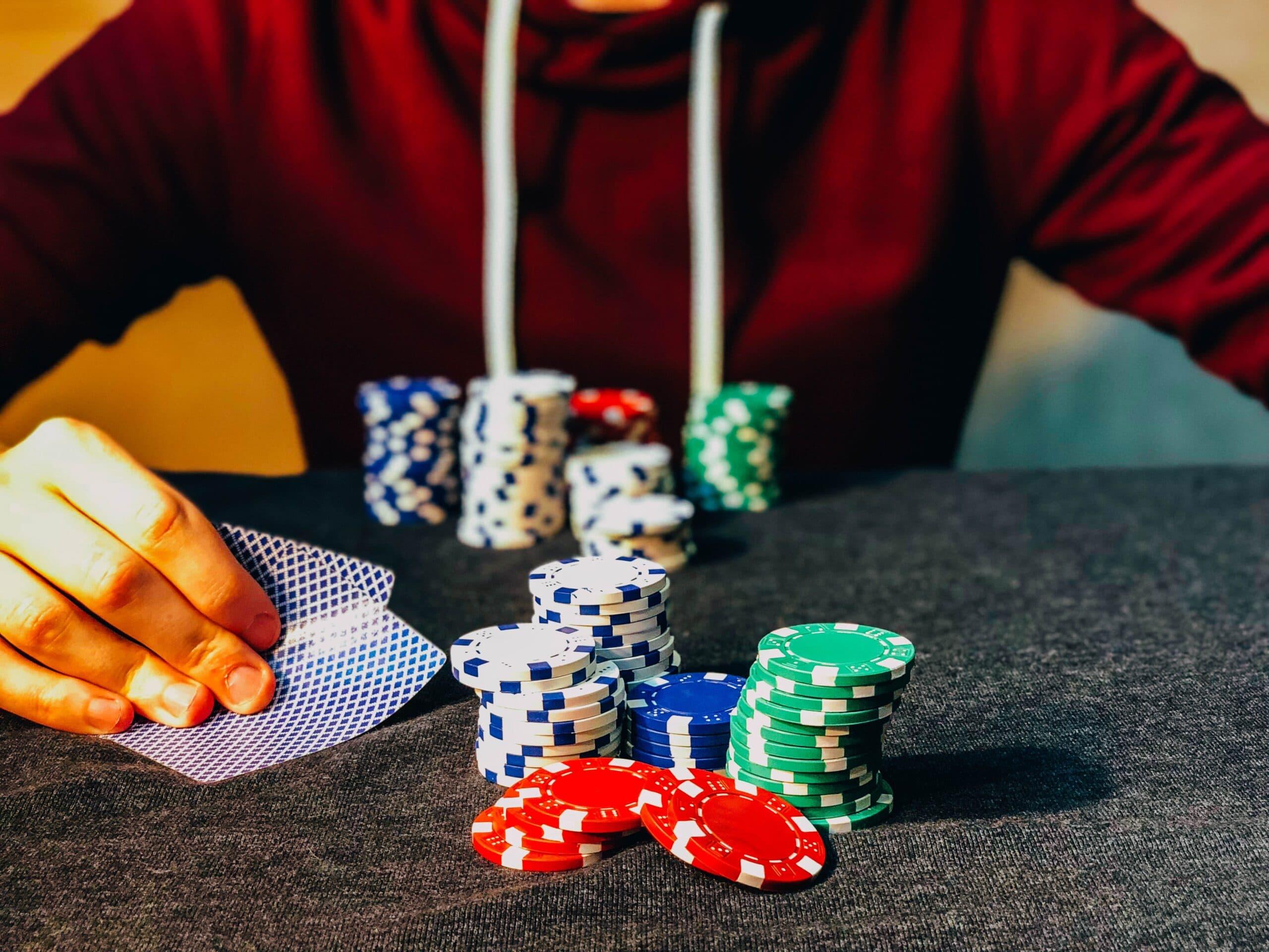 ポーカー ハンドレンジ